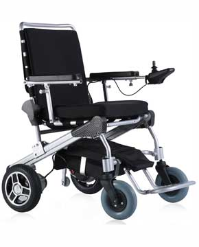 E-Throne Folding Wheelchairs